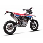 FANTIC MOTARD 125 4T PERFORMANCE